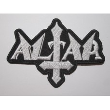 ALTAR patch embroidered
