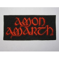 AMON AMARTH patch embroidered