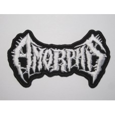 AMORPHIS patch embroidered
