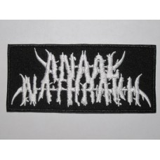 ANAAL NATHRAKH patch embroidered