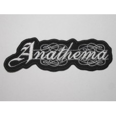 ANATHEMA patch embroidered