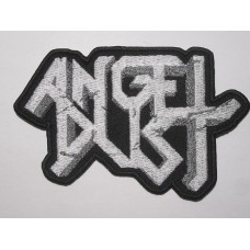 ANGEL DUST patch embroidered