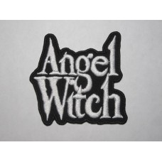 ANGEL WITCH patch embroidered