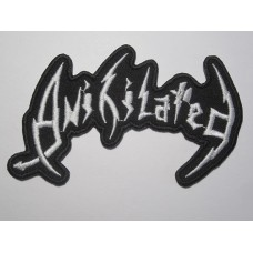 ANIHILATED patch embroidered