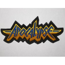 APOCALYPSE patch embroidered