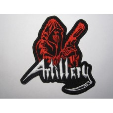 ARTILLERY patch embroidered