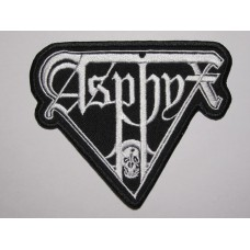 ASPHYX patch embroidered