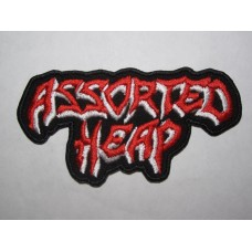 ASSORTED HEAP patch embroidered