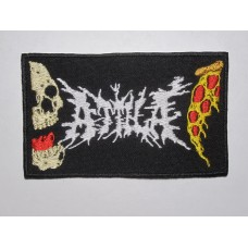 ATTILA patch embroidered