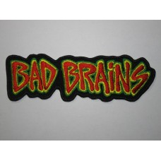 BAD BRAINS patch embroidered