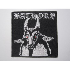 BATHORY patch embroidered