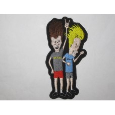 BEAVIS AND BUTTHEAD patch embroidered