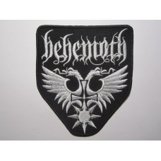 BEHEMOTH patch embroidered