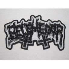 BELPHEGOR patch embroidered