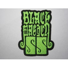 BLACK MAGICK SS patch embroidered