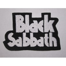 BLACK SABBATH patch embroidered