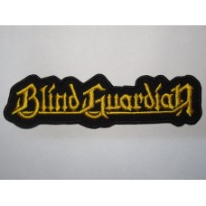 BLIND GUARDIAN patch embroidered
