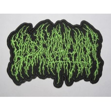 BLOOD INCANTATION patch embroidered