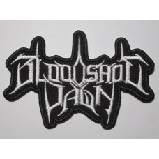 BLOODSHOT DAWN patch embroidered