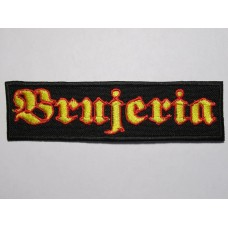 BRUJERIA patch embroidered