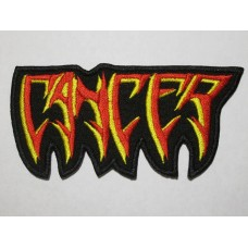 CANCER patch embroidered