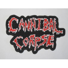 CANNIBAL CORPSE patch embroidered