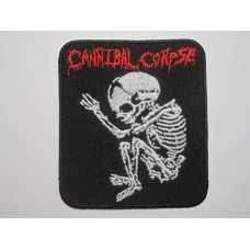 CANNIBAL CORPSE patch embroidered Butchered at Birth