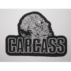CARCASS patch embroidered