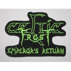 CELTIC FROST patch embroidered