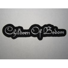 CHILDREN OF BODOM patch embroidered