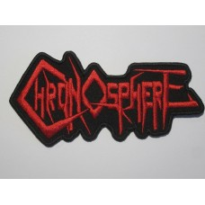CHRONOSPHERE patch embroidered