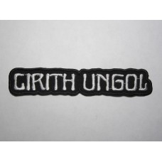 CIRITH UNGOL patch embroidered