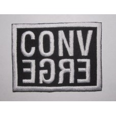CONVERGE patch embroidered