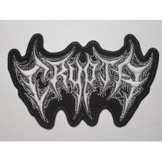 CRYPTA patch embroidered