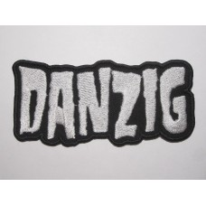 DANZIG patch embroidered