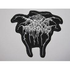 DARKTHRONE patch embroidered