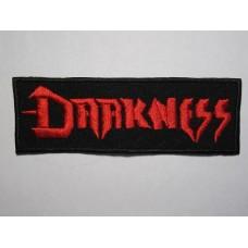DARKNESS patch embroidered