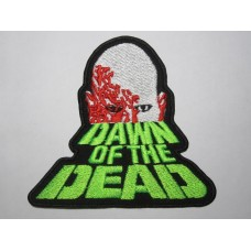 DAWN OF THE DEAD patch embroidered