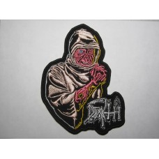 DEATH Leprosy patch embroidered