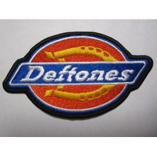 DEFTONES patch embroidered