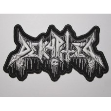 DEKAPITED patch embroidered