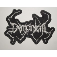 DEMONICAL patch embroidered