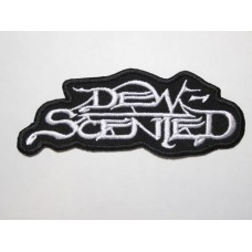 DEW-SCENTED patch embroidered