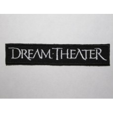 DREAM THEATER patch embroidered