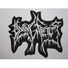 DYING FETUS patch embroidered