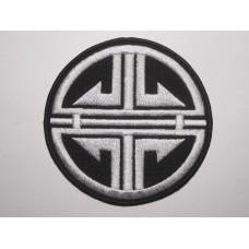 EKTOMORF patch embroidered