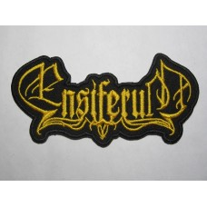 ENSIFERUM patch embroidered