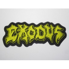 EXODUS patch embroidered