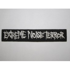 EXTREME NOISE TERROR patch embroidered