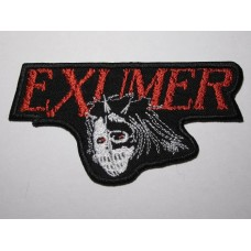 EXUMER patch embroidered